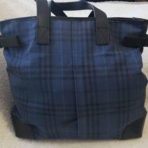 ❣Burberry London Blue Label Tote Bag ❣